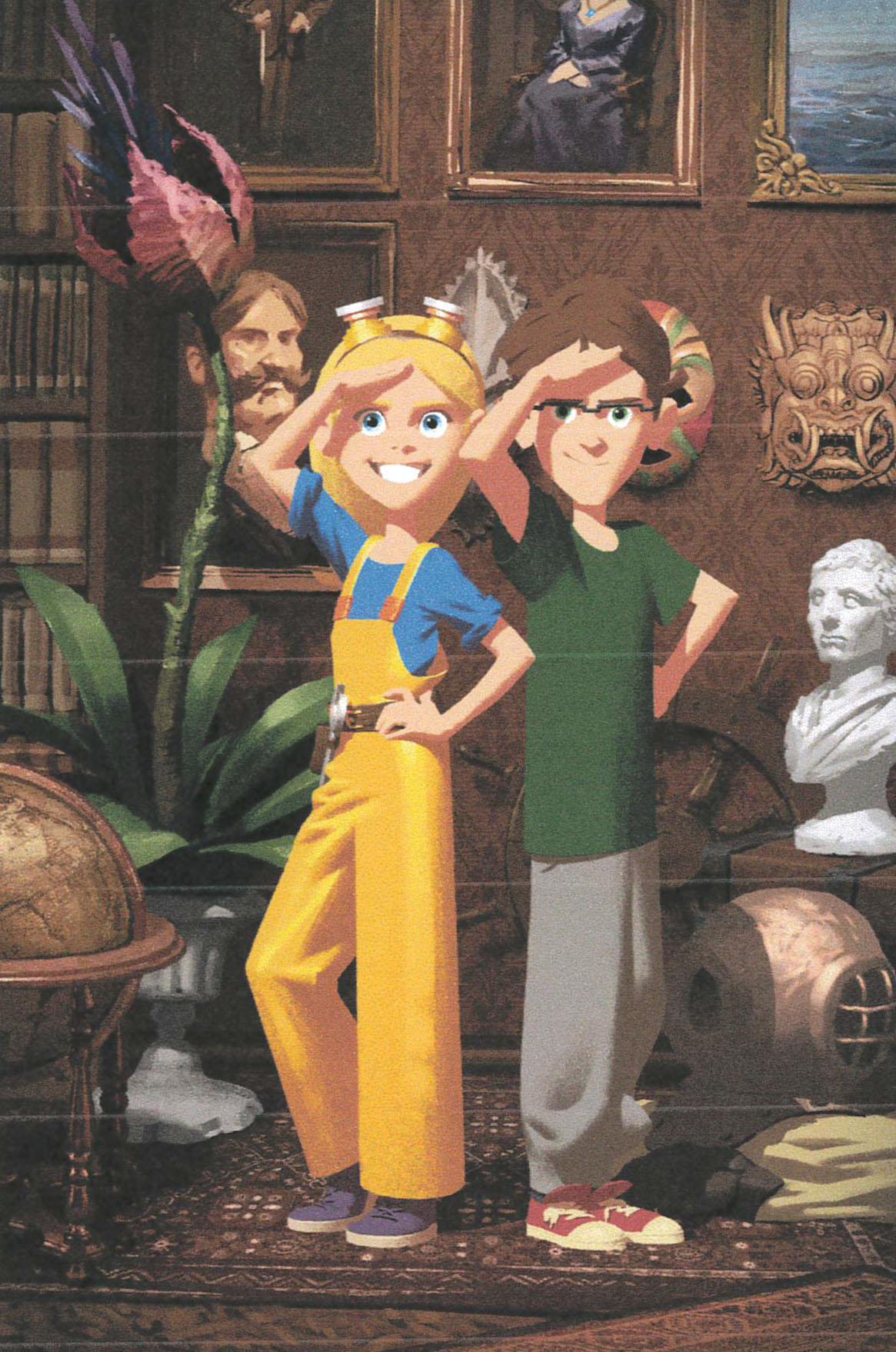 Virvelina och Tim