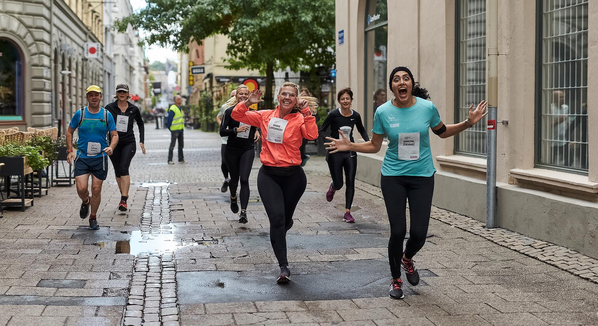 urban run